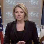 .@StateDeptSpox: The U.S. remains deeply troubled by reports of increasing Syrian regime operations in southwest #Syria within the boundaries of the de-escalation zone negotiated between the United States, Jordan, and the Russian Federation last year. https://t.co/4qMypJqVCD