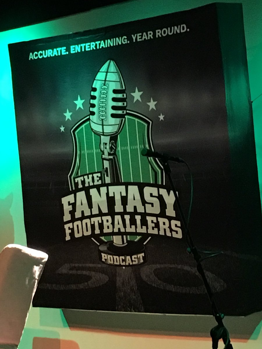 Who goes to a live @TheFFBallers Fantasy Football Podcast taping in June?  We do.<br>http://pic.twitter.com/LK4rbz3IsK &ndash; à Cedar Cultural Center