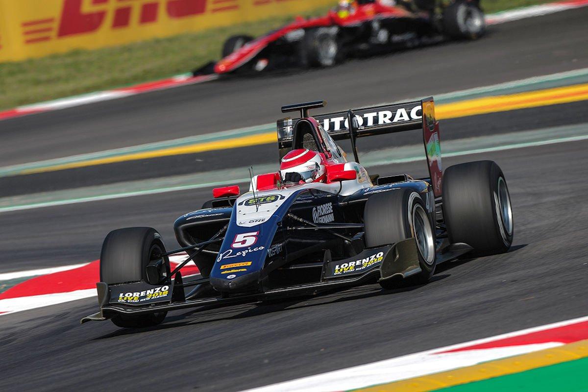 Pedro Piquet volta a correr pelo campeonato da GP3 e encara desafio em Paul Ricard https://t.co/KaDd68cEzZ