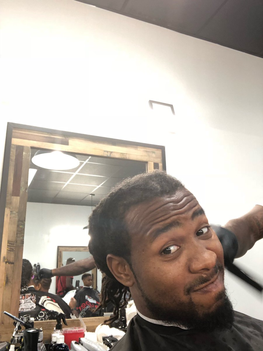 Joshua R Norman On Twitter In Hott Atlanta What You Think Is Abt To Happen A Fresh Cut B Shape Up