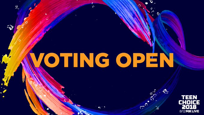 Wave 2 of voting has hit shore! 🌊🙌 Submit your vote by tweeting the category hashtag ➕ the name/handle of your choice, or head here: 🏄 #TeenChoice Photo