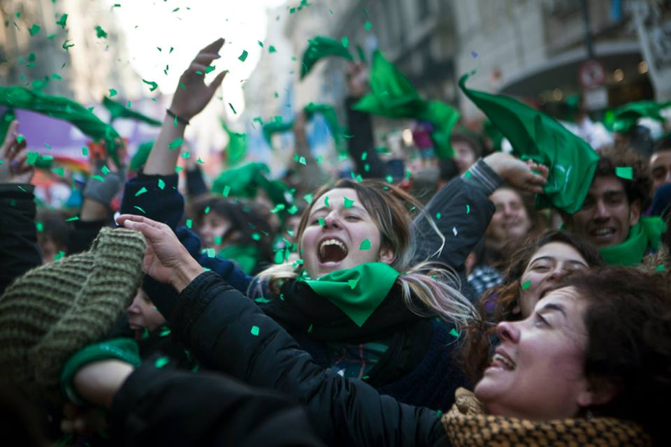 #AbortoSesionHistorica Latest News Trends Updates Images - Red__Accion