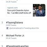 #TayongDalawa Twitter Photo