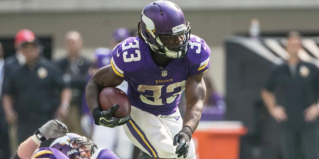Rookie RBs?  Two @Vikings playmakers?  10 @NFLfantasy summer crushes: https://t.co/WXiJnZ6bvE (via @Michael_Fabiano)