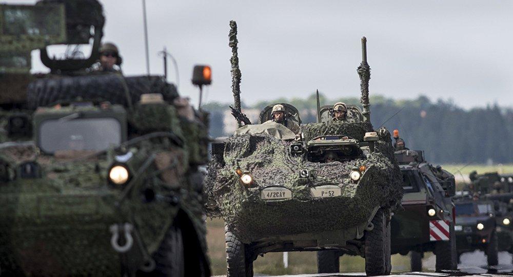 Chefe da OTAN prega união, mas ministros europeus temem guerra com a Rússia https://t.co/qgdPPXmRKS
