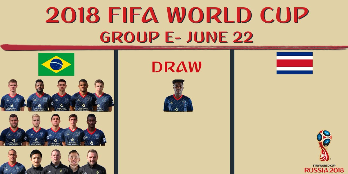 Tomorrows #WorldCup picks are in and they suggest youll in for some good matches! Come watch them at @SteelStacks!