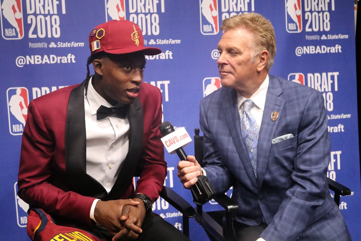 .@CollinYoungBull says he will wear #2...says he can't wait to get to Cle..his interview is coming soon to @cavs.com <br>http://pic.twitter.com/BeGgtZSfek