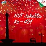 #HUTJakarta Twitter Photo
