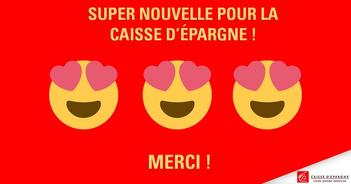 Caisse D Epargne Lda On Twitter C Est La Bonne Nouvelle Du Jour