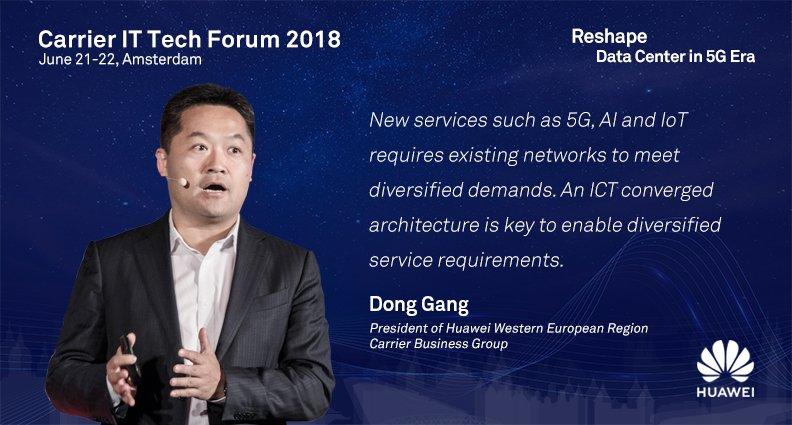 Huawei Europe sur Twitter :