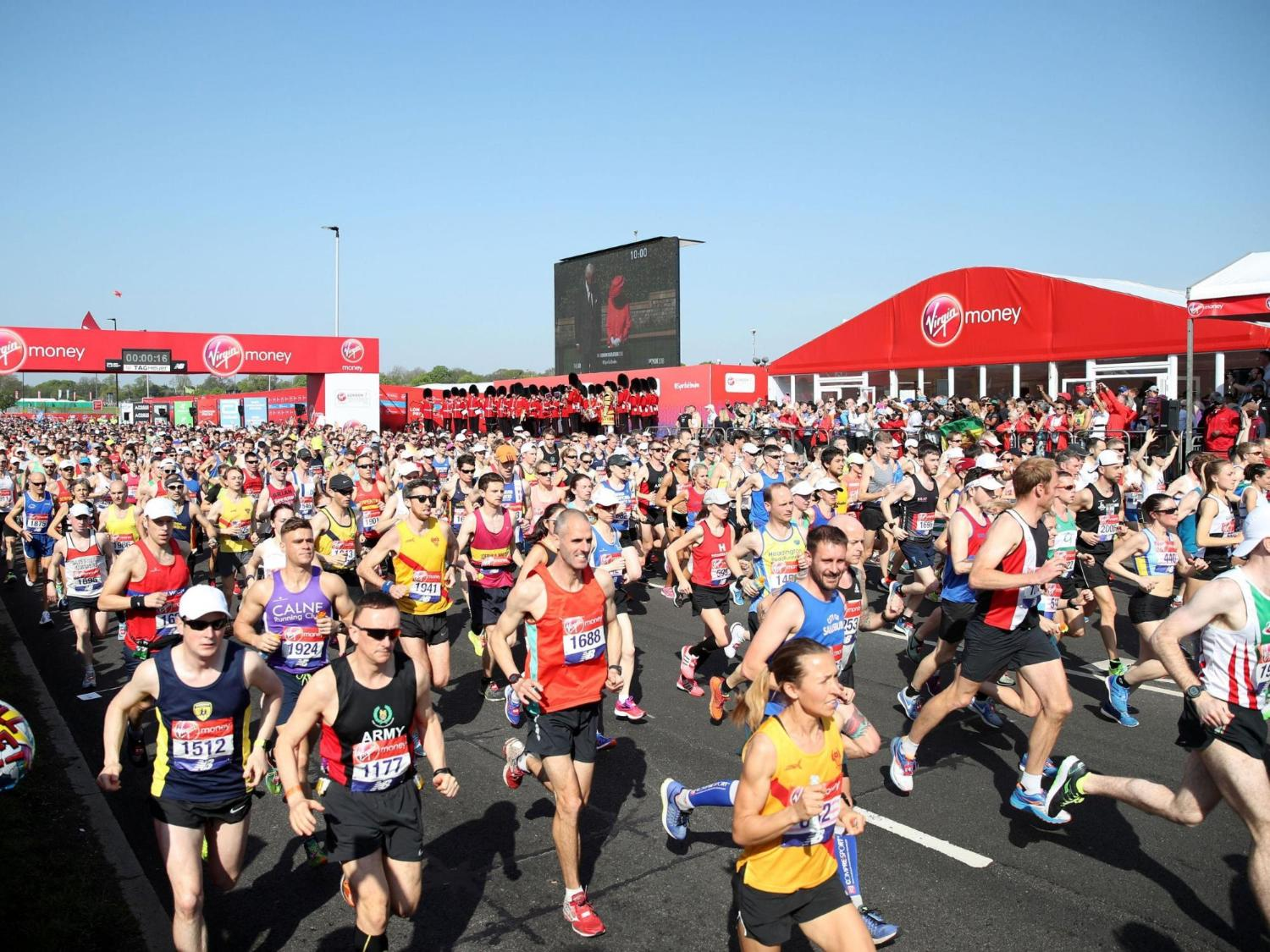 Man jailed after taking lost London marathon race number and claiming finisher's medal https://t.co/Y3Ts0DsmpH https://t.co/jpngd0hZGY