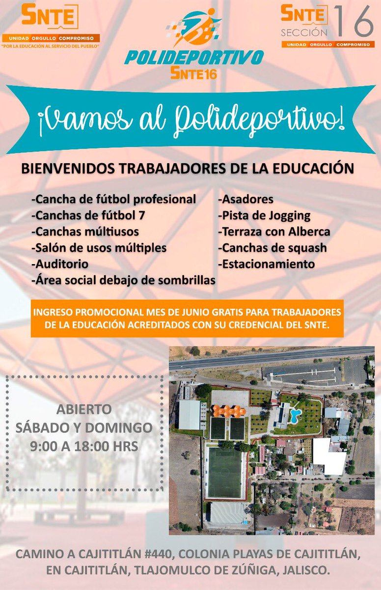 Polideportivosnte16 Hashtag On Twitter