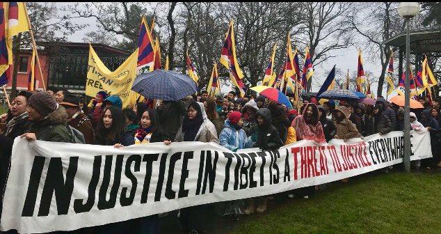 Tibetans on Twitter: