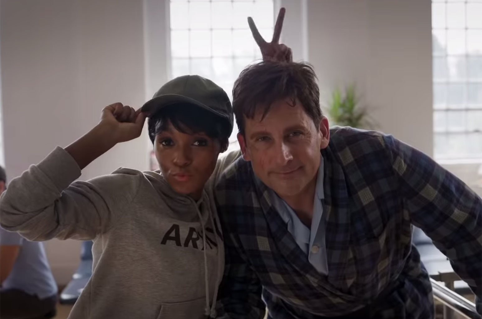Steve Carell & Janelle Monae appear in the trailer for 'Welcome to Marwen' https://t.co/7MM8GmXeex https://t.co/PJzh5iYr0H