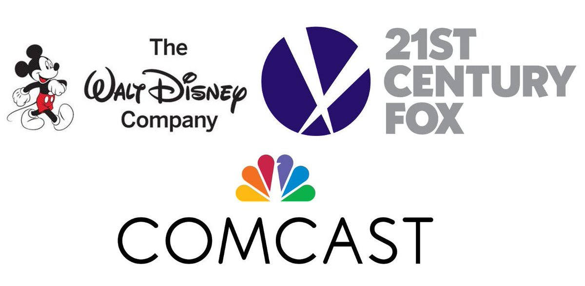 Fox Accepts Disneys New Bid in Major Blow to Comcast buff.ly/2tiPGsz