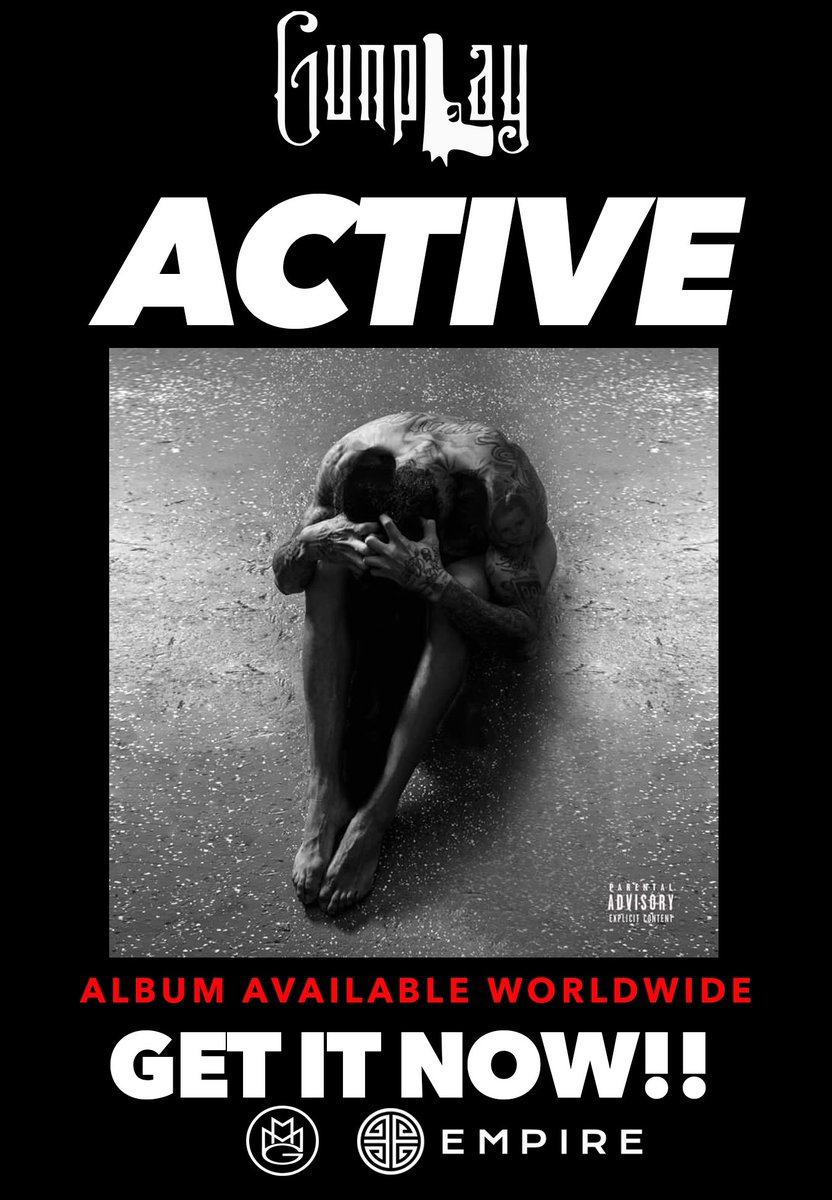 #ACTIVE available worldwide!!!! Download it NOW: Link: Empire.lnk.to/Active
