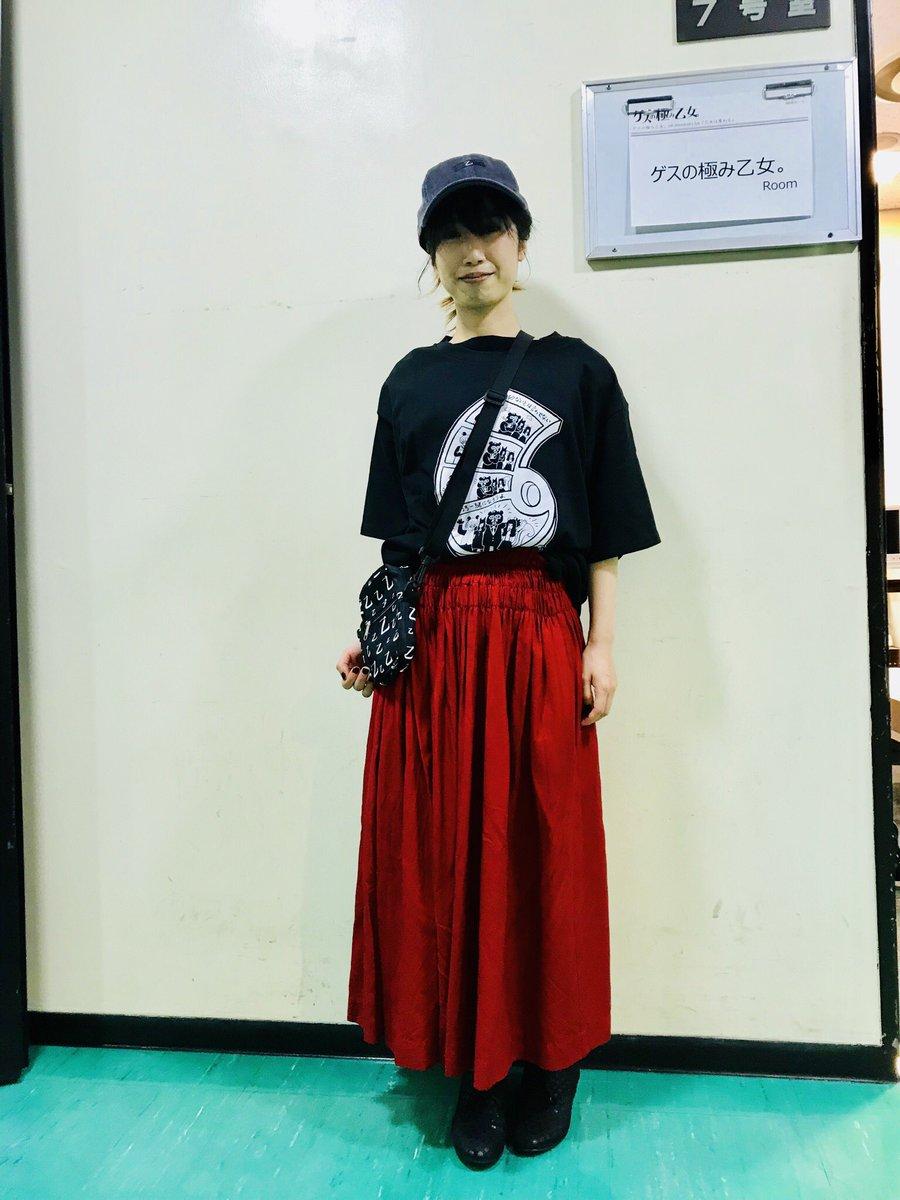 赤スカートのちゃんMARI
