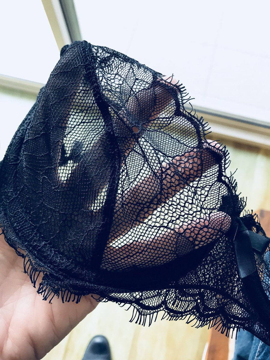 I have some really pretty lingerie that I never wear....