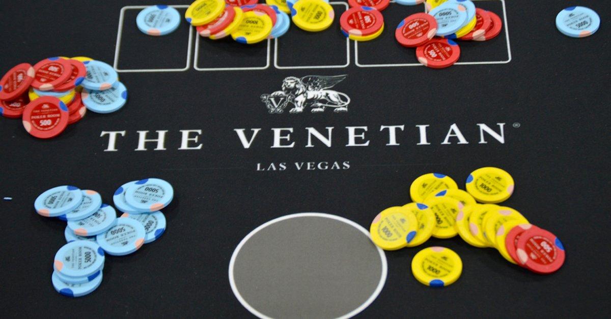 To 1st Venetianpokerroomblog 2018 06 21 Event 81 1100 No Limit Holdem Progressive Bounty 300000 Guarantee Numbers Pictwitter GqSXS77f7C