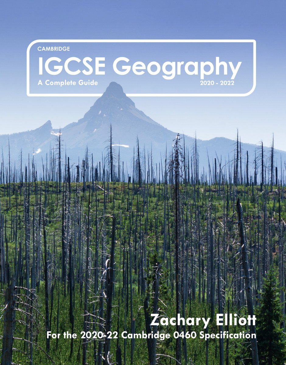 Cambridge IGCSE Geography: A Complete Guide (@IGCSEGeoGuide