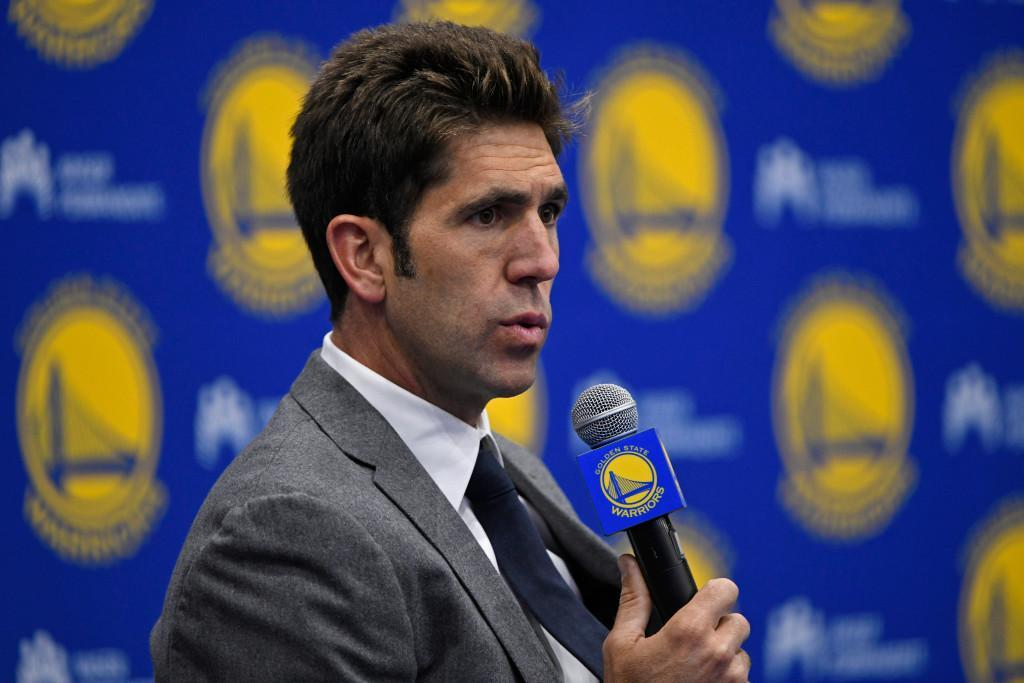 NBA Draft: Why Bob Myers believes Jacob Evans III can contribute right away https://t.co/JY5Fm9xLgl
