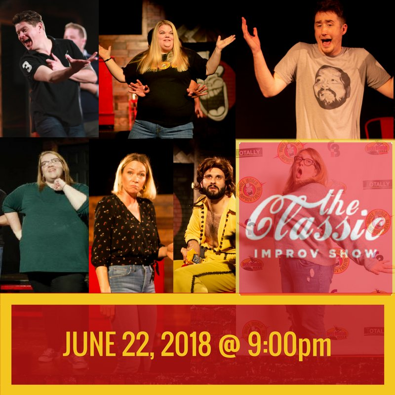 Friday Night Funnies start tonight at 9:00PM!  Tickets are still available, so get &#39;em while you can!  . . .  . . #fridaynight #summernights #nightout #datenight #latenight #improv #comedy #atlimprov #atlcomedy #weloveatl #midtown #midtownatl #pride <br>http://pic.twitter.com/MxFoPeJsBO