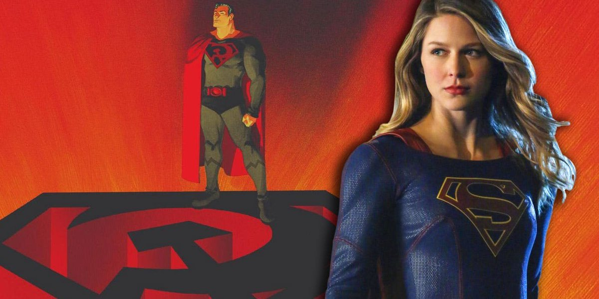 #Supergirl Season 4 Will Be Inspired By DCs Superman: Red Son buff.ly/2yzD1q0