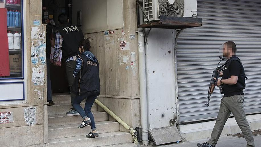 14 Orang Terkait ISIS Ditangkap di Turki Jelang Pemilu https://t.co/BT1s1UE16V https://t.co/IduVVLqGfE