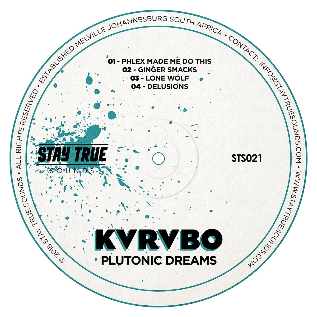 Very happy to announce KVRVBO's Plutonic Dreams EP is available on all digital online stores now.  Tracklist: - Phlex Made Me Do This - Ginger Smacks - Lone Wolf - Delusions  #deephouse #southafrica #deep<br>http://pic.twitter.com/mqDYBwmbT7
