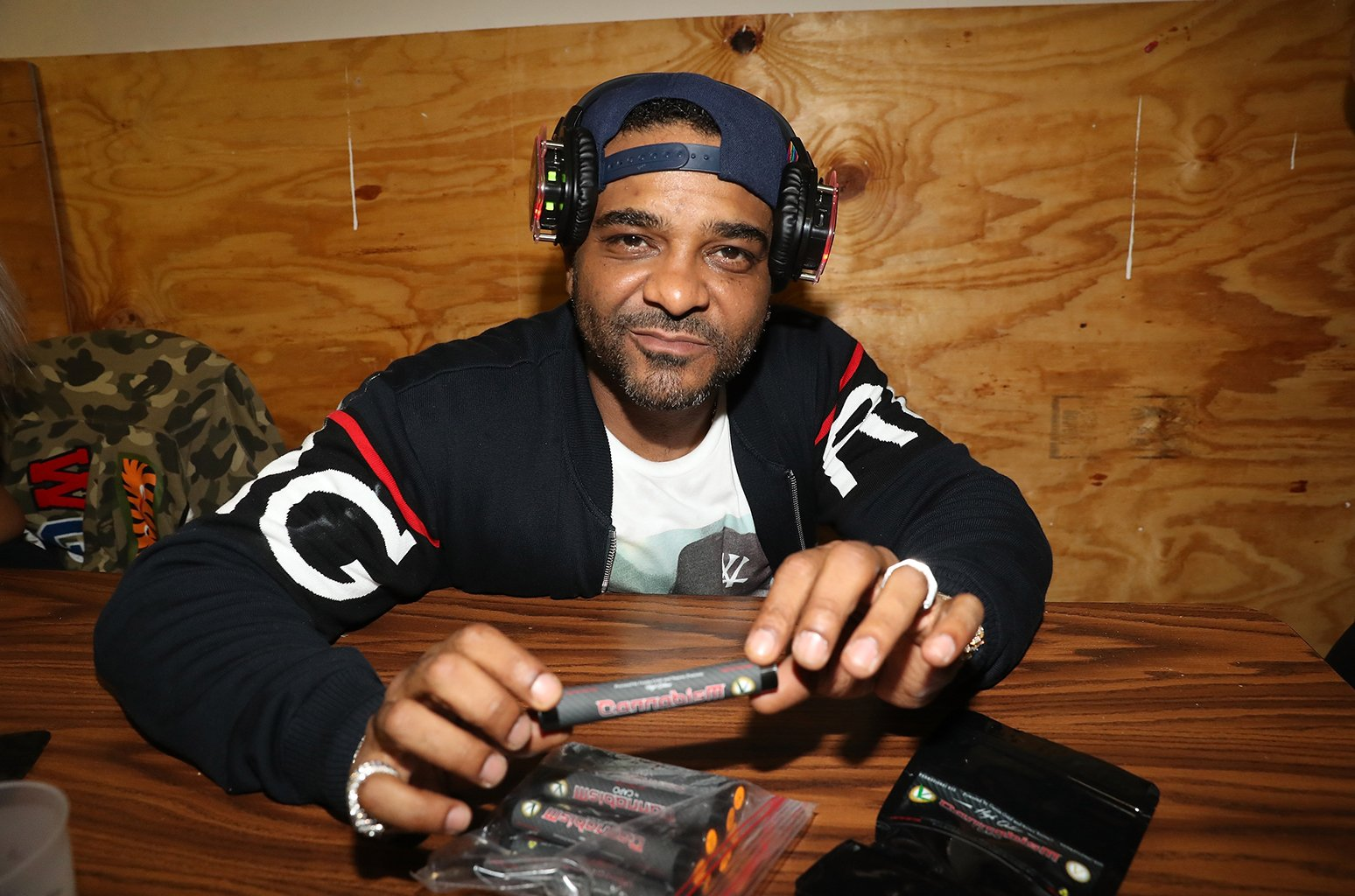 Jim Jones was arrested after a police chase https://t.co/iVHjGCYUal https://t.co/pFqoBF8PV9