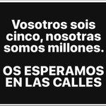 #ManadaLiberadaJusticiaAgotada Twitter Photo