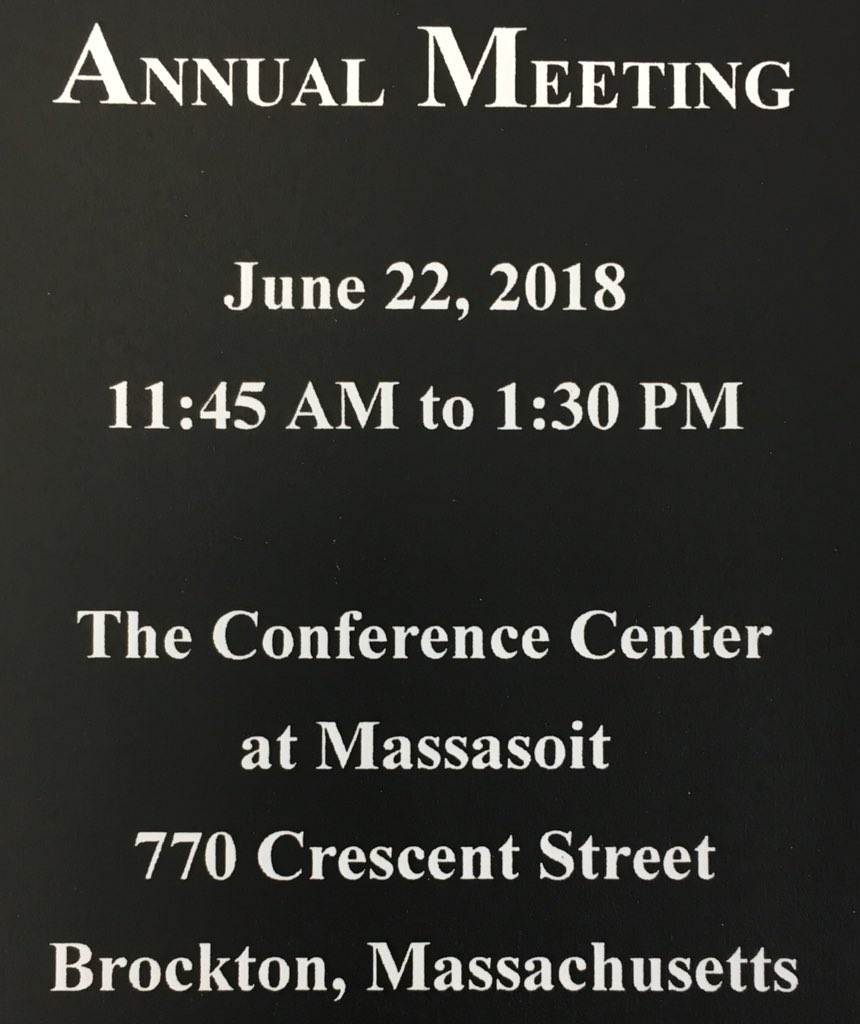 Today we will be celebrating the hard work and commitment of the staff of the Brockton Housing Authority as well as our business partners and fellow members of the greater Brockton community.  #BHA #partnersinhousing #communitymatters #Brockton #publichousing #annualmeeting<br>http://pic.twitter.com/82eGM9tBaY