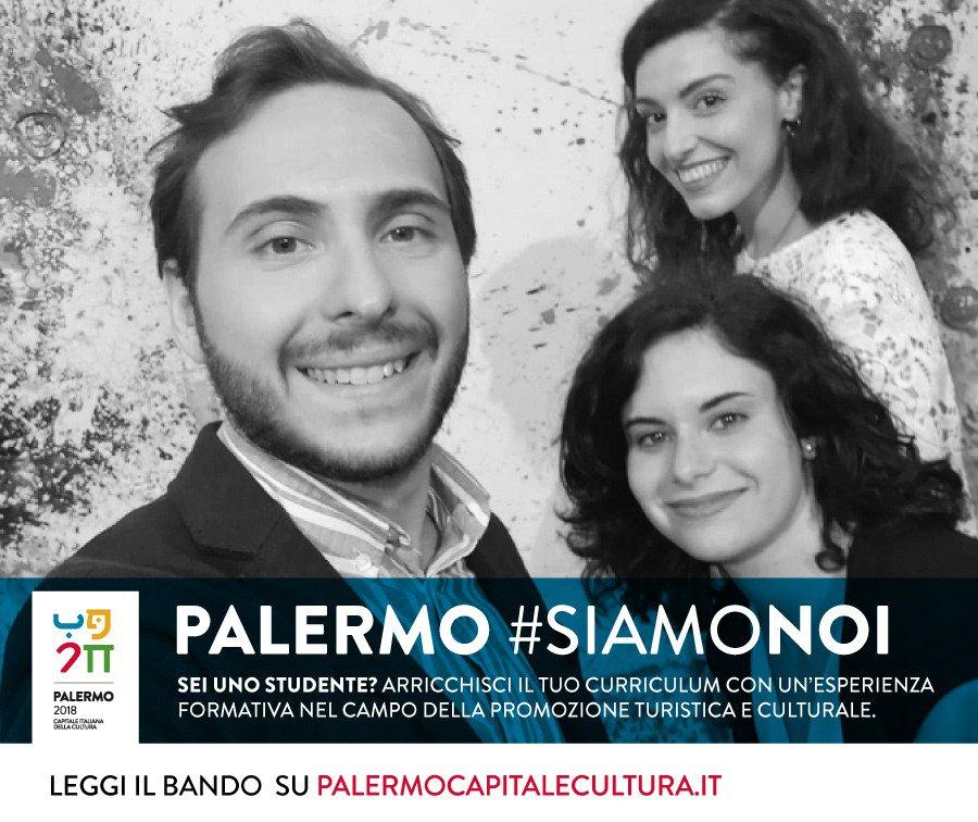Volete collaborare con #PalermoCapitaleCultura e allo stesso tempo arricchire il vostro curriculum universitario?  Ci sono dei bandi pensati appositamente per voi!Partecipate ai tirocini, trovate i bandi su: http://bit.ly/2Kgd5EM  - Ukustom