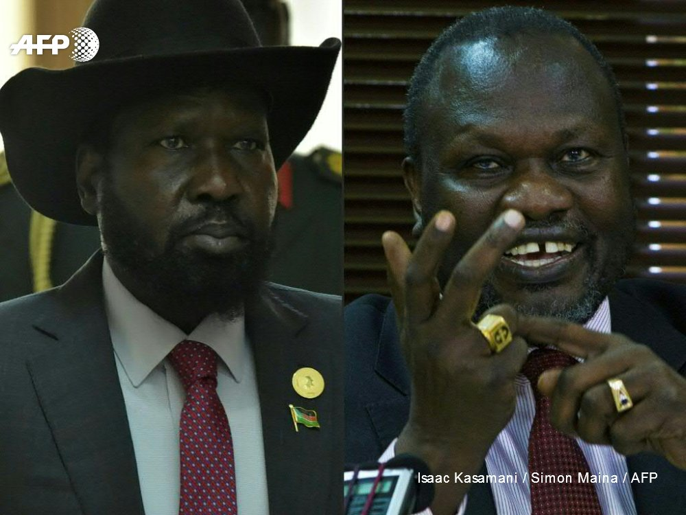#UPDATE  South Sudan's government declares it has  'had enough ' of opposition leader Riek Machar, dealing a blow to the latest effort to end more than four years of bloody civil wahttps://t.co/BJX7TQcnBHr