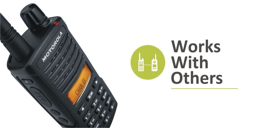 #446Friday - Did you know the @MotSolsEMEA #XT600d #twowayradio works in analogue for a staggered migration. Learn more https://t.co/7Lu6myzgJD