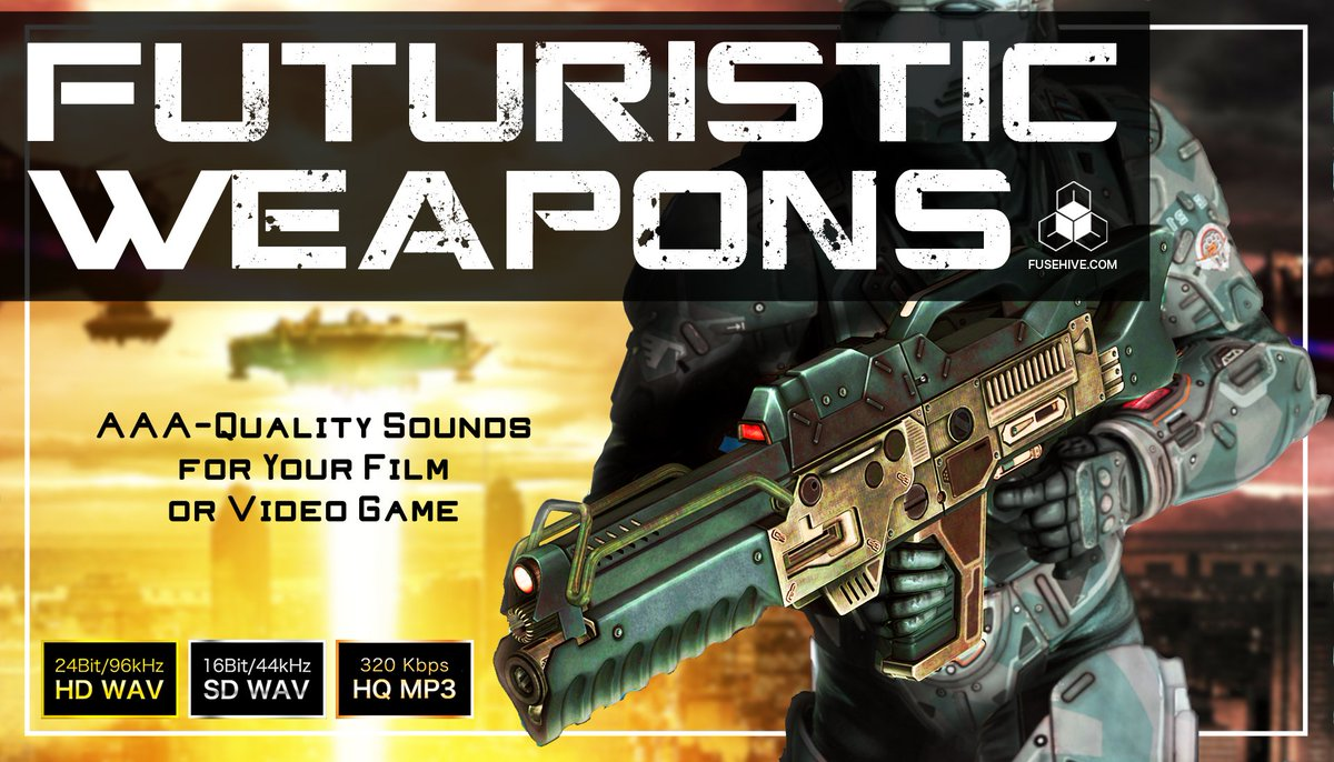 INFO &amp; DOWNLOAD:  http:// bit.ly/fw_get  &nbsp;    #gamedev #gamedevelopment #gamedesign #iOS #Android #Programming #programmer #unity3d #sounds #science #scifi #weapons #indiedev #filmmaking #LiveEvent #VideoEditing #unrealengine #sciencefiction #FPS #AAA #gameaudio #gameassets #SFX<br>http://pic.twitter.com/S0TZFhlvBT