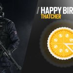 Image for the Tweet beginning: Thatcher turns 57 today! Let's