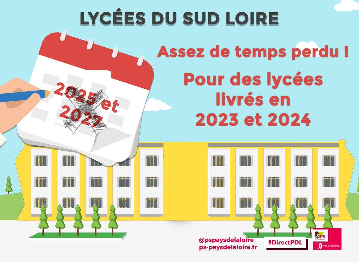 Calendrier Ps.Ps Cr Paysdelaloire On Twitter La Region Paysdelaloire