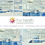 Image for the Tweet beginning: Looking for #laboratory space?  The Heath