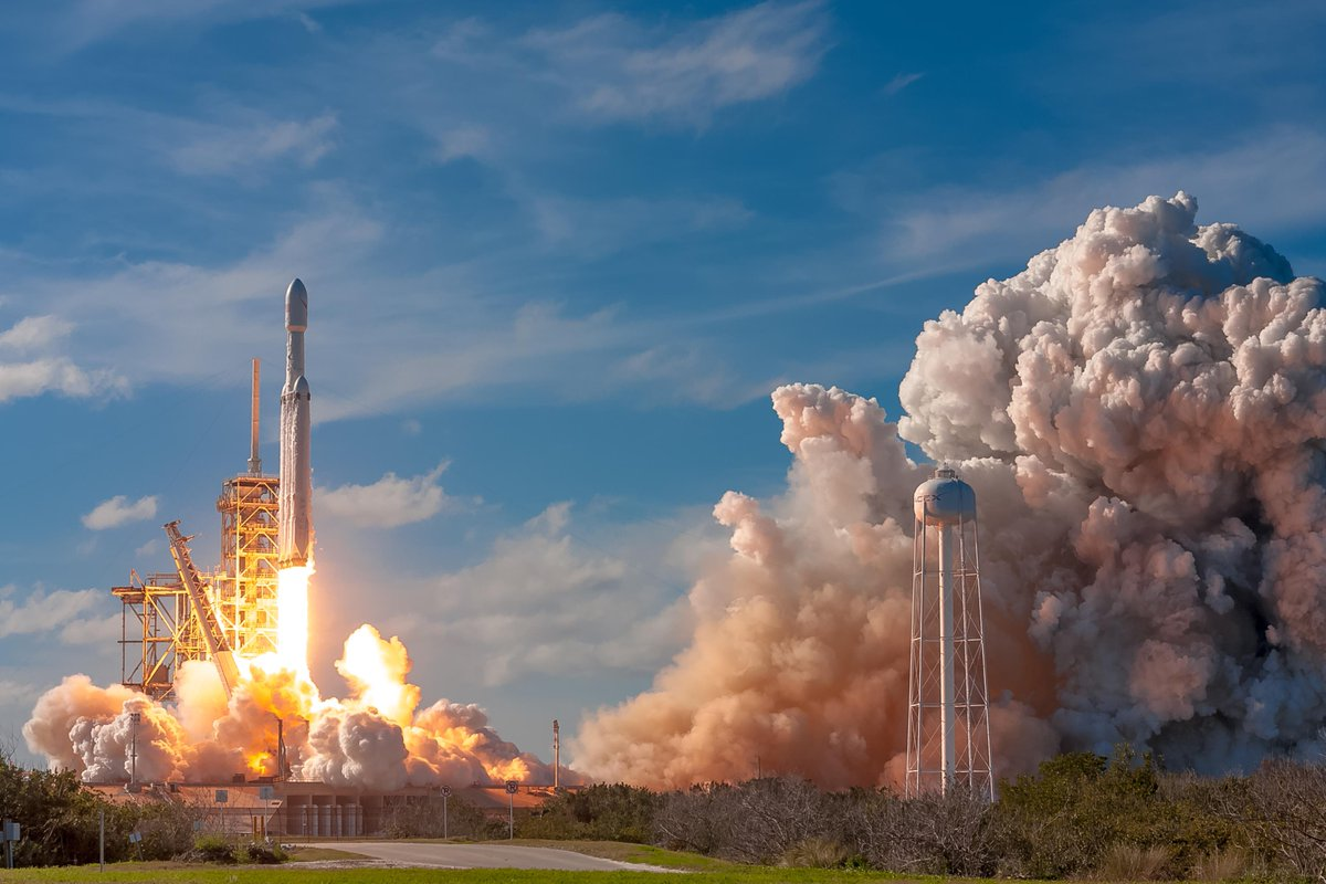 spacex launches rocket - 1024×683
