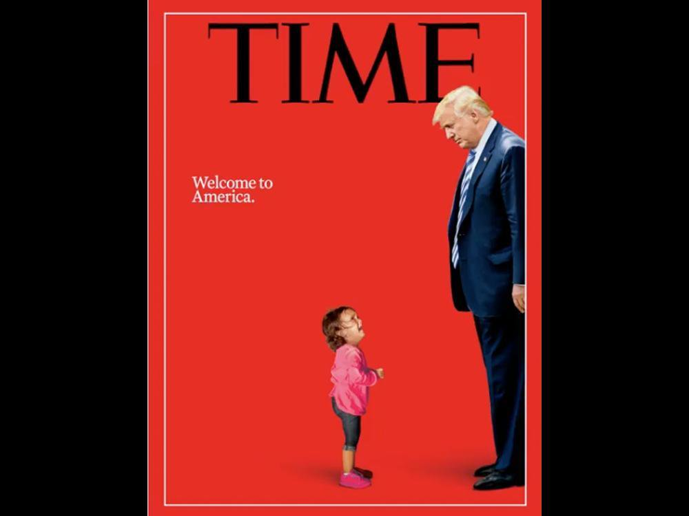 The crying Honduran girl on the cover of Time was not separated from her mother, father says https://t.co/5lV0HmZbLA