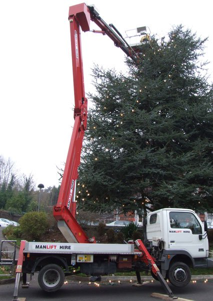 Manlift Hire on Twitter: