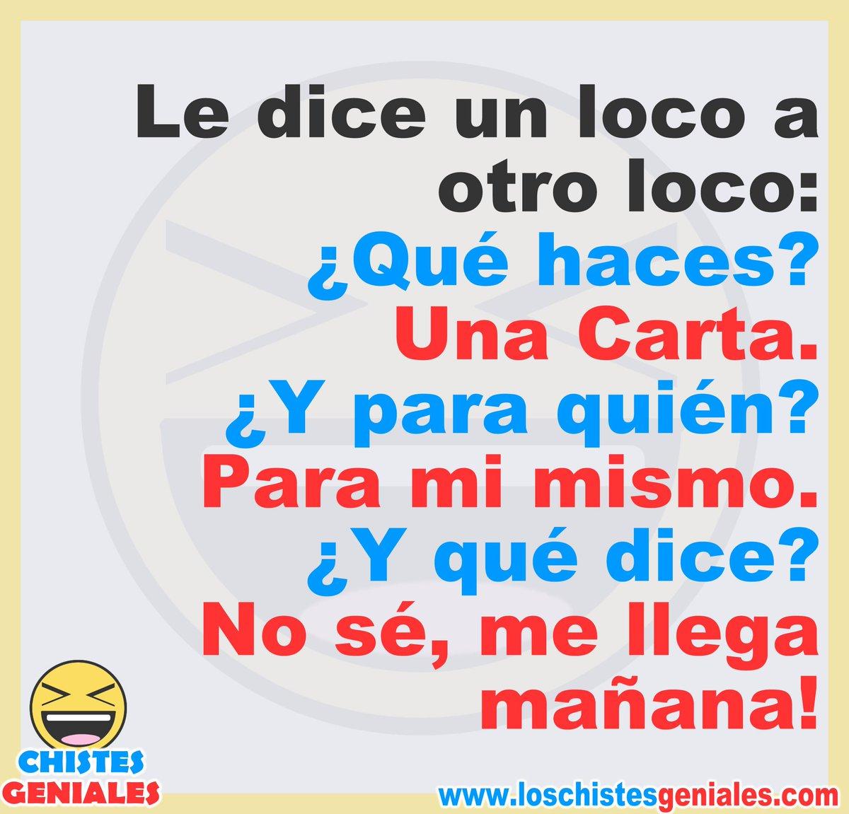 Chiste Los Locos DgS9L0YW0AEQona