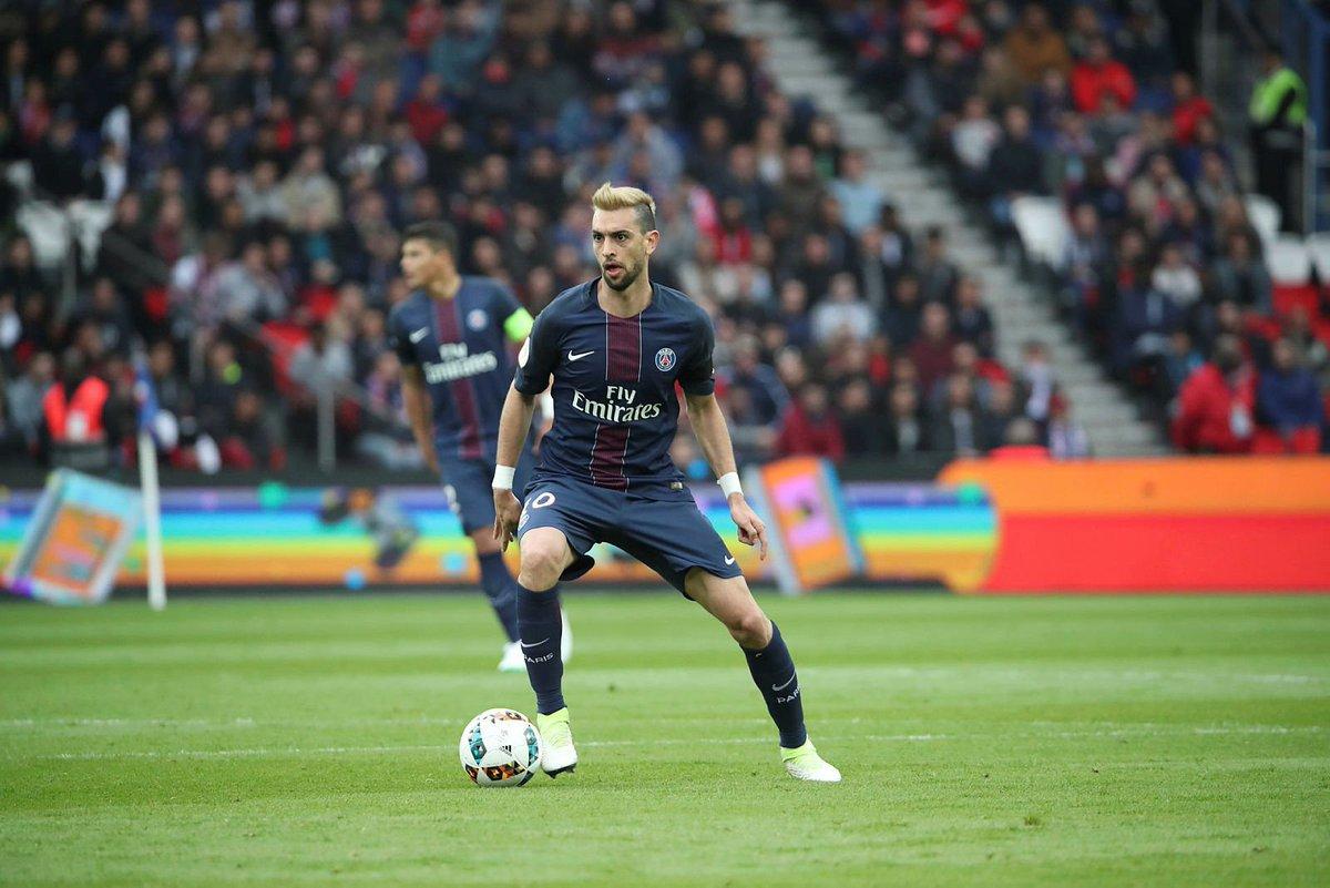 Jornal: Roma tem acordo encaminhado para contratar Javier Pastore, do Paris Saint-Germain torcedores.com/noticias/2018/…