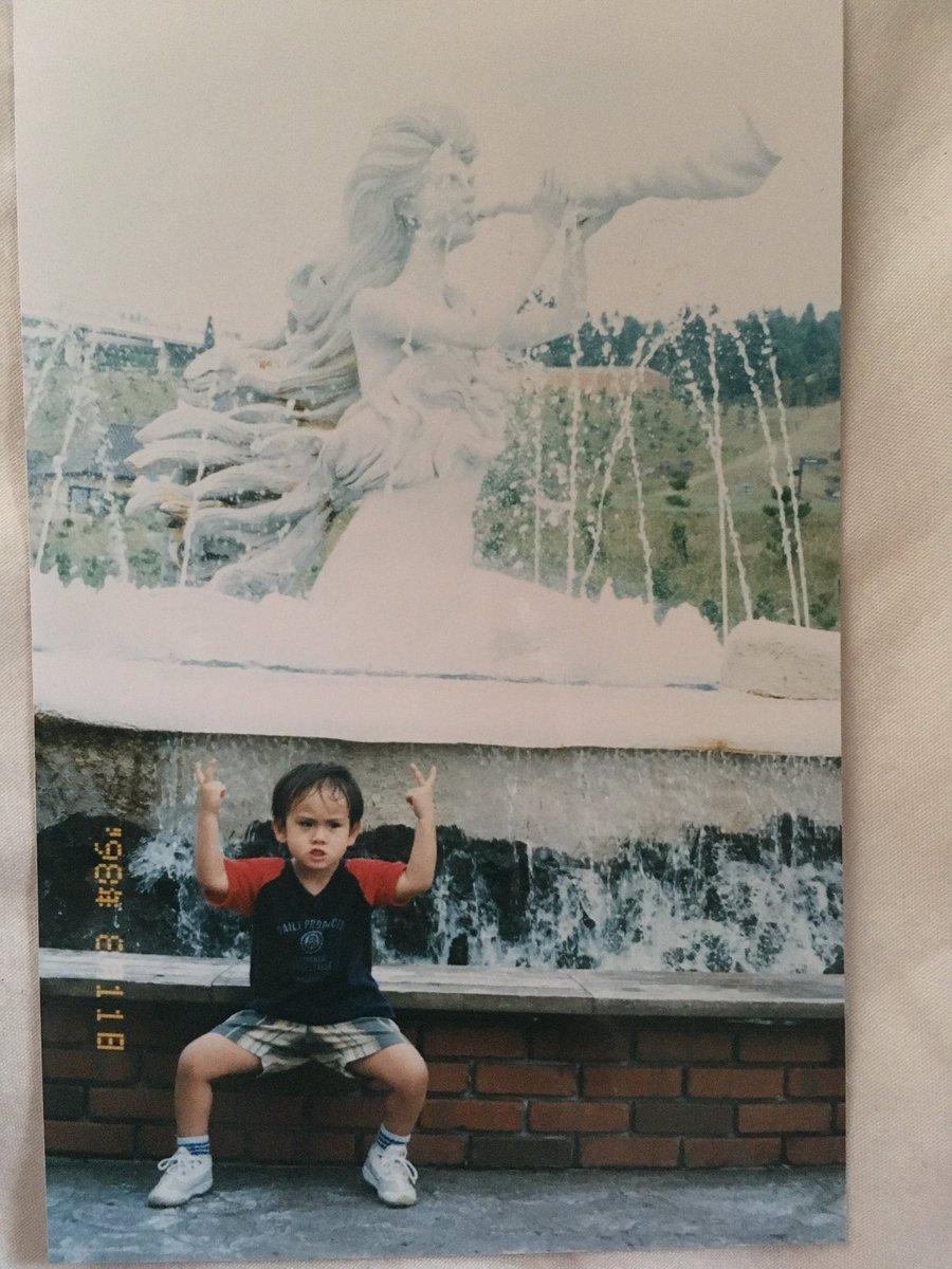 3歳の自分にじわじわくるからアイコン変えた