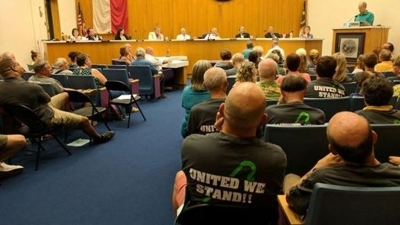 The Mount Airy Board of Commissioners passes a motion to expand a homeless shelter https://t.co/JTbcD4sGCw https://t.co/1te9D2gDpk