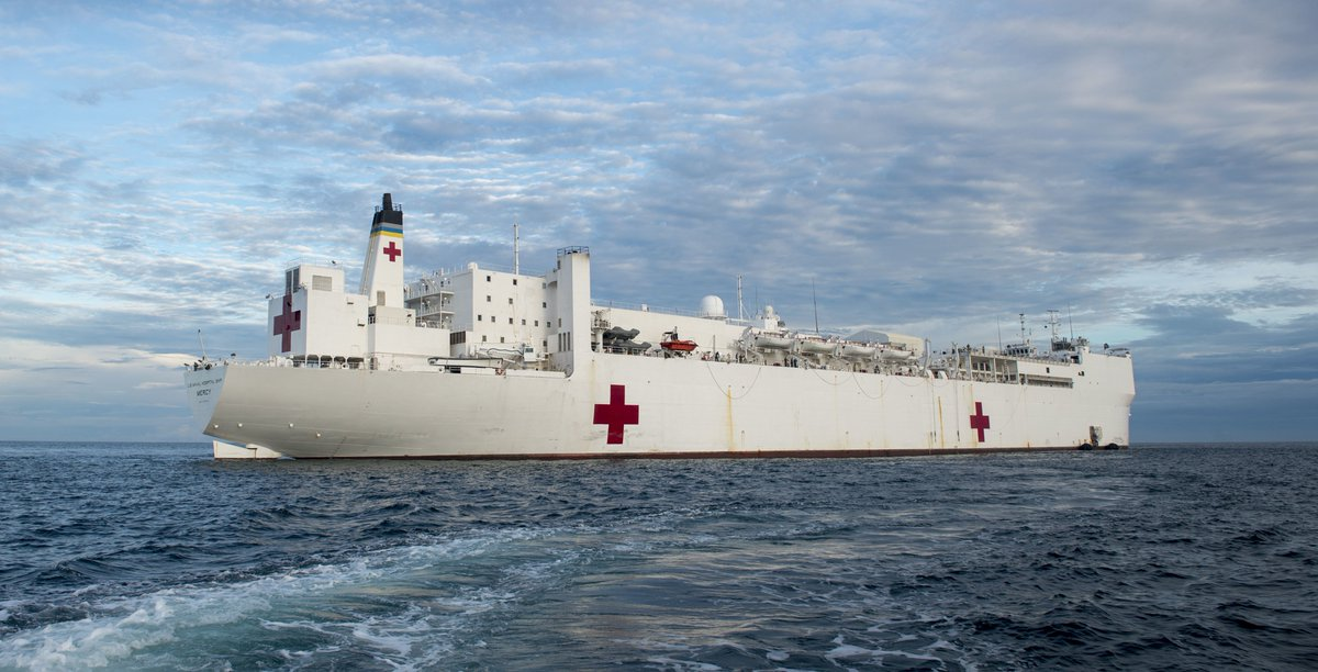 病院船マーシーには血液バンクがあり、冷凍されたパック入り血液が冷凍庫に保管されています。冷凍血液は全てO型の血液(RHプラスとマイナス)。理由はO型はどの血液型の人にも輸血可能だということから。ちなみに冷凍血液は10年間保管が可能だそうです。