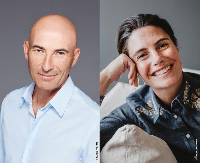C'est Canteloup : TF1 officialise le départ de #Nikos_Aliagas et l'arrivée d'#Alessandra_Sublet https://t.co/8cvAQIpA8S