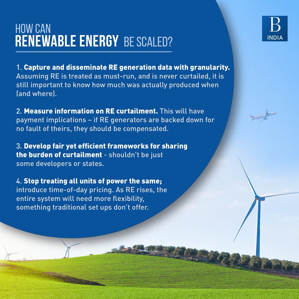 Brookings India On Twitter Drtongia Offers Steps For Scaling Green Blog Useful Windmill Power Systems Renewableenergy In Read The Entire Here Https Tco 0o9ux0mqtk
