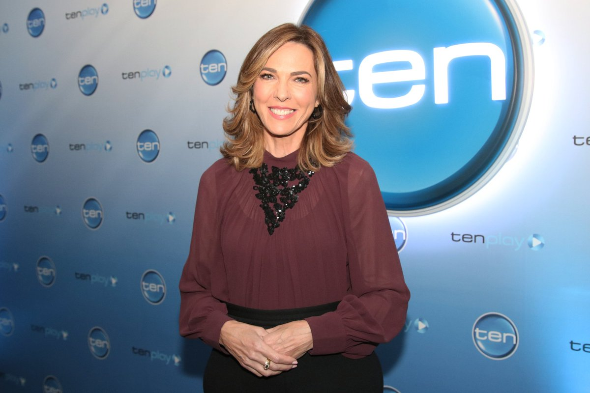 Welcome back to the @channelten family, Jennifer Keyte! #TheProjectTV